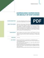 Shipbuilding Supervision on Behalf of Ship Owner 2
