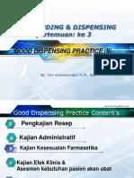 03. C D Good Dispensing Practice (II)