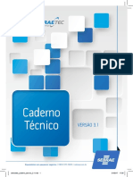 Caderno Técnico - Programa Sebraetec - Versão 3.1