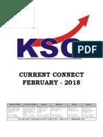 February 2018, Current Connect, KSG India