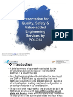 Presentation for Quality, Safety & Value-added Engineering Services by POLOJU.pdf