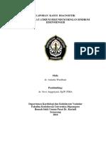 Laporan Kasus Diagnostik Asd (Final)