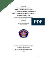 Lembar Judul PKL