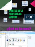 Partes de Access