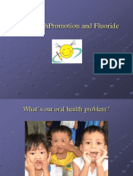 Oral health promotion and fluoride.ppt