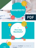 KulPop Manifesto