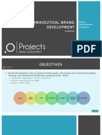 .OProjects Pharmaceutical Brand Development