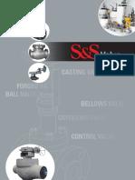 SS manual valve