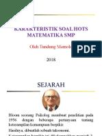 Karakteristik Soal HOTS Matematika SMP-1.PDF