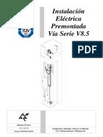 MAC PUARSA Vía Serie V8.5 Inst electr