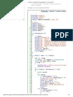 Ordenação Sequencial e Aleatória em C