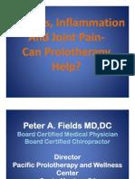 Arthritis Inflammation Joint Pain