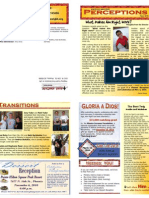 Fall Newsletter 2010