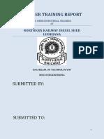 Rajit Industrial Report