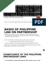 Partnership Report Group1