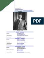 A História Exclusiva de Adolf Hitler