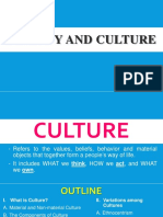 Society and Culture