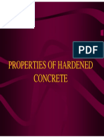 Properties and Testing of Concrete Materials- 80 Pages