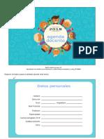 Agenda Docente 2 Editable