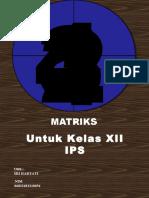 Matriks Powerpoint