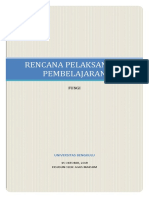 RPP BIOLOGI KELAS VII FUNGI DISCOVERY LEARNING AGUS MAKSUM