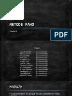 METODE PAHO-1