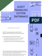 (Ppt) Audit Sistem Informasi