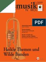 Blasmusik in Tirol 01 2009