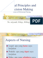 Prinsip Etik Dan Pengambilan Keputusan (PSIK B 2010-2011)