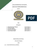 RMK Metodologi Penelitian Akuntansi Sap 12