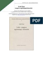 Erdo Peter Latin magyar egyhazjogi szotar.pdf