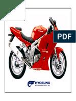 GT650 S R Parts Catalogue