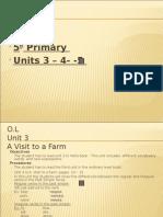 5 Th Prim.unit 3