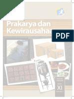 Prakarya Dan Kerajinan Xi Smt 1