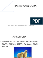 Presentación Instalaciones Aves