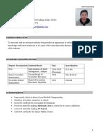 Rishu Khandelwal Resume(Still)