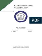 Laporan Dan Soal Farmakotrapi PSPA 20 Kel 12 TB Fix (Patin Aryani (2118136) Dan Fitriani