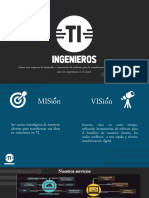 Ti Ingenieros - Brochure2018