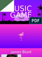 Music Game (v 1.2)