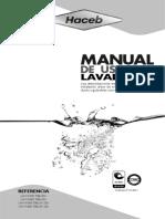 92 Manualu Lav m1605 m1305 Ti Bl Rev 07 Web