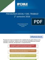 psicologia social y del trabajo