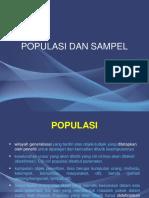 Populasi Dan Sempel-1