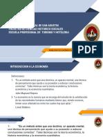 Objeto Escasez y Eleccion