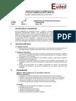 Administración Logística II