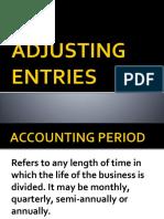 9. Adjusting Entries