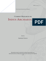 Current Research on Indus Archaeology1