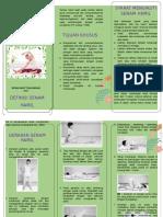 005 Leaflet Senam Hamil