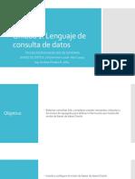 Unidad 1_Lenguaje de Consulta de Datos