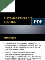 Sistemas de Credit Scoring