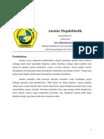 Samsul Rizal a Makalah PBL Anemia Megaloblastik